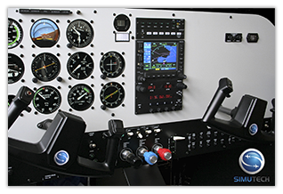 Solutions for professional flight simulation applications